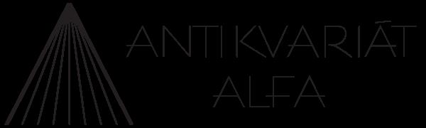 Antikvariát Alfa